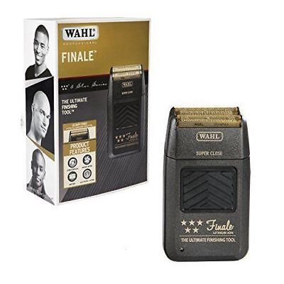 - WAHL 5-Star FINALE Shaver / Shaper Cord / Cordless Bump Free Shaver 120V /240V