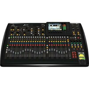 EN STOCK! BEHRINGER X32 40-Channel, 25-Bus Digital Mixing Console! USED & NEW!