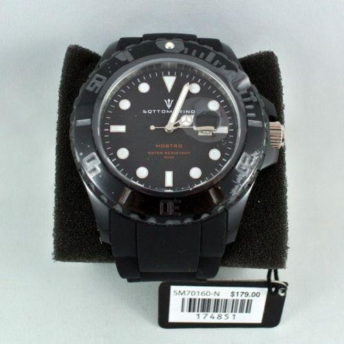 Sottomarino jewelry watches ebay for Sottomarino italia