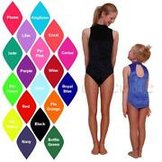 Polo Neck Leotard