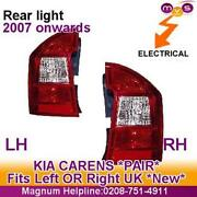 Kia Carens Rear Light