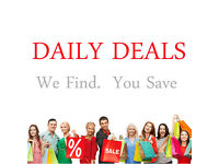 Looking for a partner to post deals on an affiliate website & Facebook page