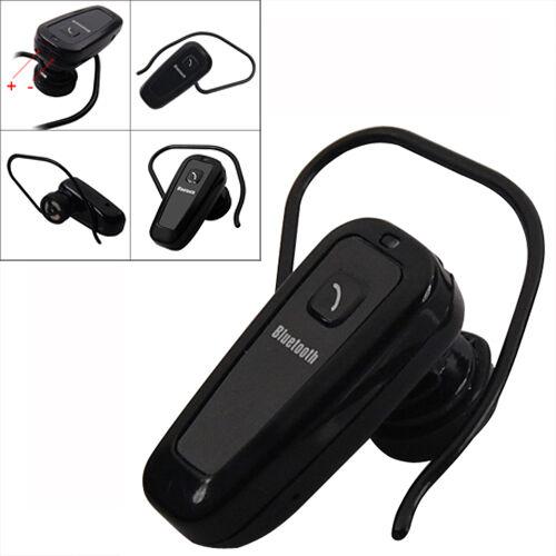 D6 Uk New Universal Wireless Handsfree Bluetooth Headset Earphone