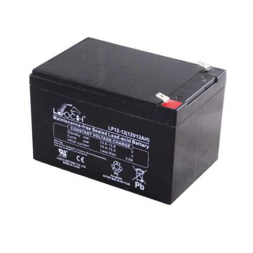 Leoch LP12-12 Sealed Lead Acid 12V Battery