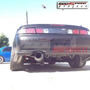 S15 Exhaust