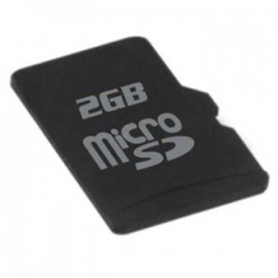 2 Gb Microsdhc Memory - 2GB Micro SDHC Flash Memory Card
