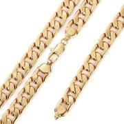 Mens Heavy Gold Chain