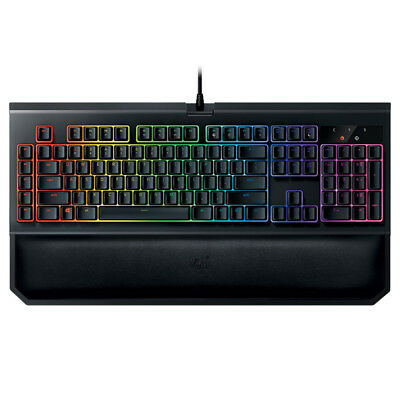 Razer Blackwidow Chroma V2 Rgb Mechanical Gaming Keyboard Razer Orange Switches