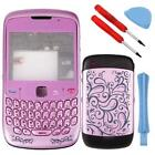 Blackberry 8520 Full Housing Purple
