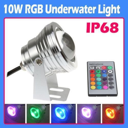 Underwater Lights Pond Supplies Ebay