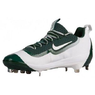 de055e734c8 ... Men s Nike Air Huarache 2K Filth Elite Low Metal Baseball Cleats Green  White 13 ...