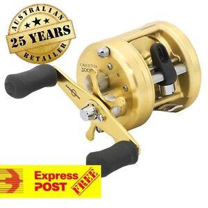 Shimano Calcutta 200B Baitcaster Brand New Fishing Reel