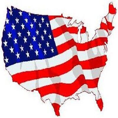 30 Custom United States Personalized Address Labels