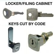 Filing Cabinet Key