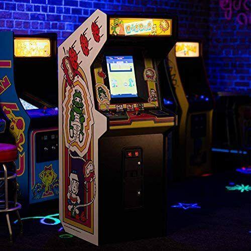 Dig Dug 1/4 Scale Arcade Machine Quarter Arcades (NUMSKULL) Brand New/Sealed!