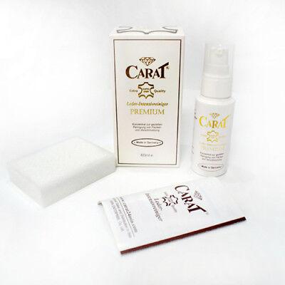 Carat Premium leather cleaner 60ml