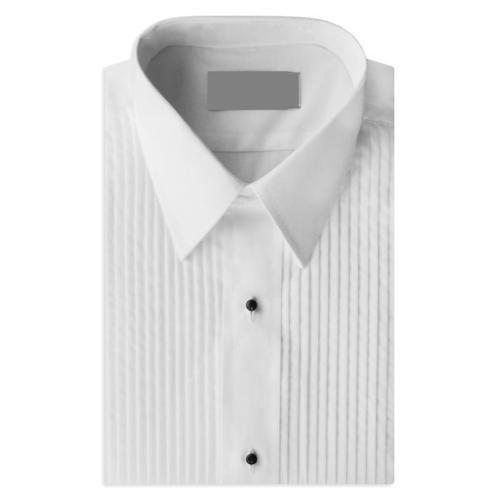 Tuxedo shirt ebay for Tuxedo shirt black buttons