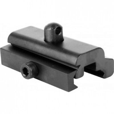 Ncstar Mwbm Bipod Adapter For Harris Style Bipod Mounts To Picatinny Rail