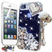 iPhone 5 Clear Diamond Case