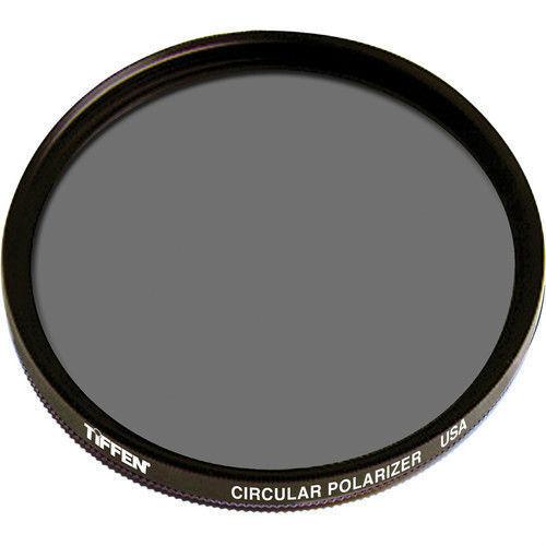 Tiffen 58 mm Circular Polarizing Filter 58CP NEW