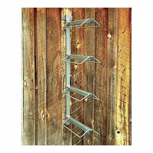 Equi-Racks Equi Racks Wall Mount 4 Saddle Rack