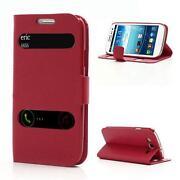 Samsung Galaxy S3 Flip Cover Rot