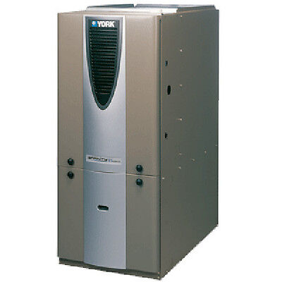 York Attraction Series YP9C up to 98% AFUE VS ECM 100K BTUH Gas Furnace