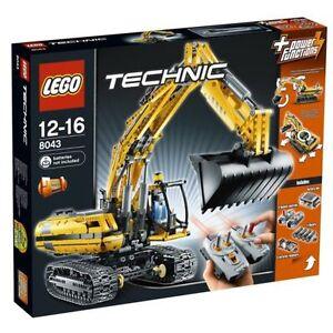 LEGO® Technic Technik 8043 RC Raupenbagger Neu OVP Loader NEW RARE NEW MISB NRFB