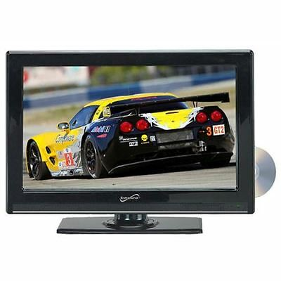 """Supersonic 24"""" LED Widescreen HDTV/DVD Combo"""