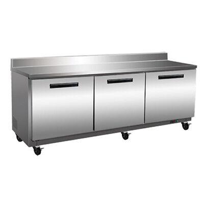 Central Exclusive Mxcr72wt Worktop Refrigerator