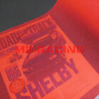 EzAuto Wrap Red Car and Truck Light Covers