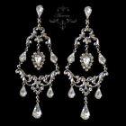 Swarovski Chandelier Fashion Earrings