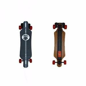 Easy People Longboards ZOOM DOOM electric longboard + Grip Tape