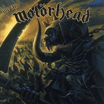 Motorhead   We Are Motorhead  New Cd  Ltd Ed  Boxed Set  Enhanced