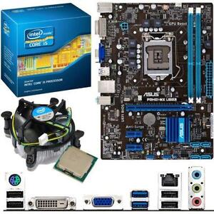 i5 bundle motherboard cpu bundle ebay. Black Bedroom Furniture Sets. Home Design Ideas