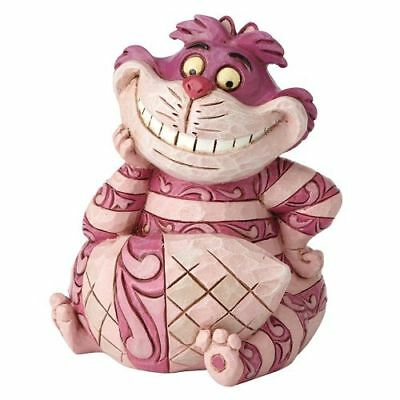 New JS Disney Traditions By Enesco Mini Cheshire Cat Figurine