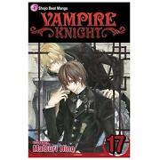 Vampire Knight Books