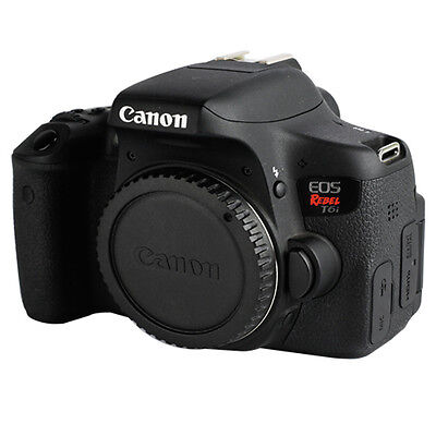 Canon Eos Rebel T6i 750D Digital Slr Camera  Body Only