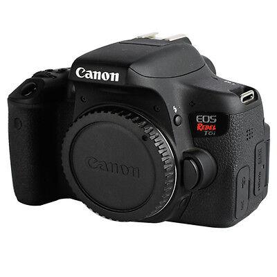 Canon EOS Rebel T6i 750D Digital SLR Camera (Body Only)