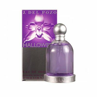 Halloween by Jesus Del Pozo 3.4 oz EDT Perfume for Women New In - Halloween Fragrance