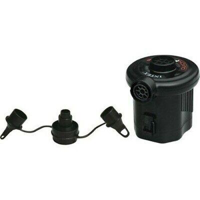 Intex Quick fill -Inflador hinchador pilas eléctrico, compresor de aire, bomba