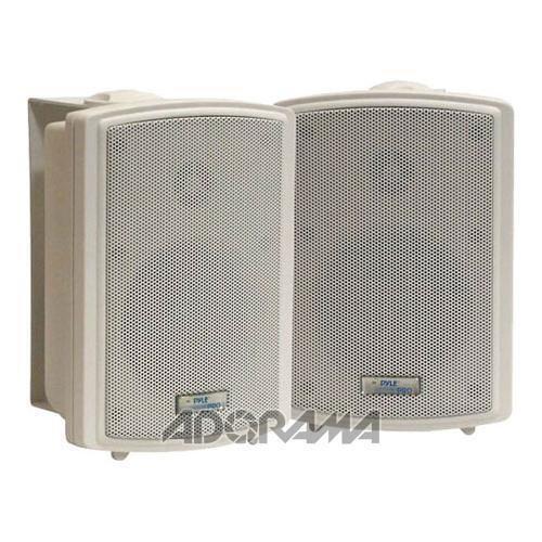 Outdoor Wall Mount Speakers Ebay