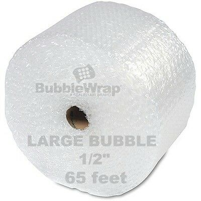 Bubble Wrap 65 Ft X 12 Large Sealed Air 12 Bubble