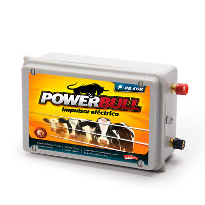 Electric Fence Charger 25 Miles Livestock Energizer