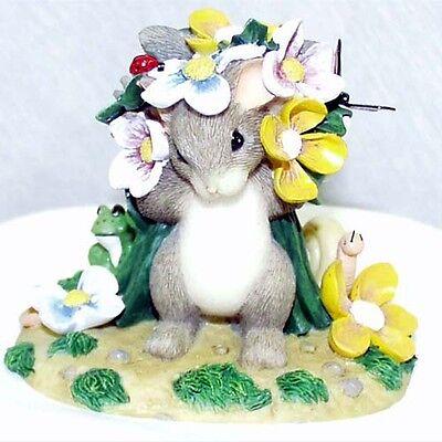 Charming Tails Peek-A-Boo Bouquet - 97/21 NIB