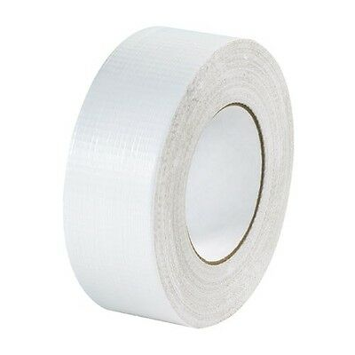 Self Amalgamating Tape 25mm x 10m Roll Wiring Loom / Harness Tape - White