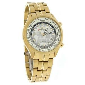 Mens gold tone watch ebay mens citizen gold tone watch gumiabroncs Choice Image
