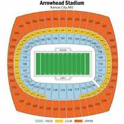 Chiefs Tickets