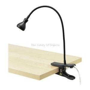 LED desk light IKEA Jansjo task work lamp flexible neck reading