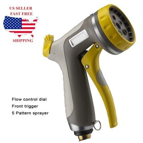 Nelson 50115 Rezimar Front Trigger Five-Pattern Spray Nozzle Flow Control *NEW*